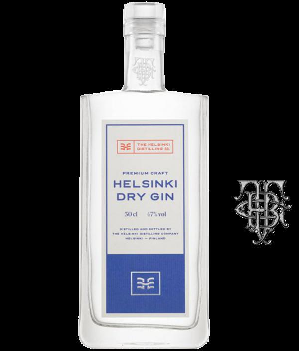 Helsinki Gin - The Gin Buzz